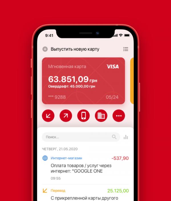 Banking App UI Kit